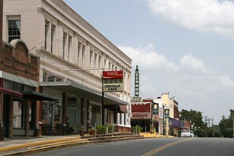 Main Street scape